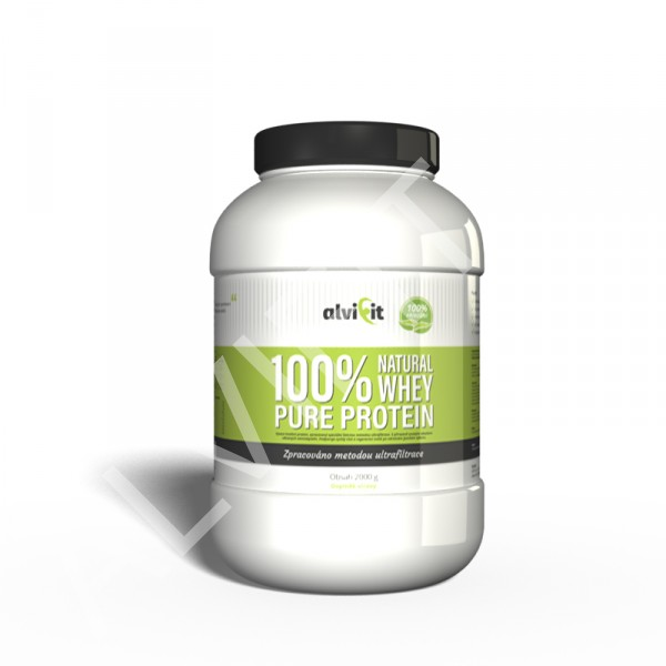 100% Natural WHEY Pure Protein 2kg (3)