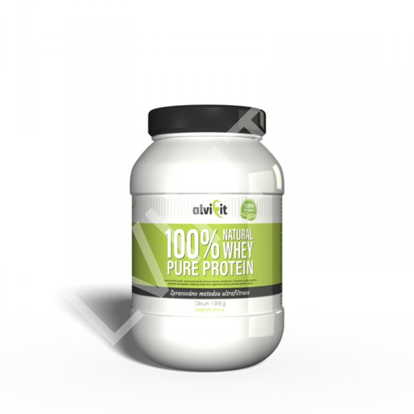 100% Natural WHEY Pure Protein 1kg (1)