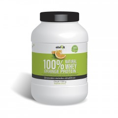 100% Natural WHEY Orange Protein 1 kg