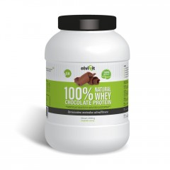100% Natural WHEY Chocolate Protein 2 kg